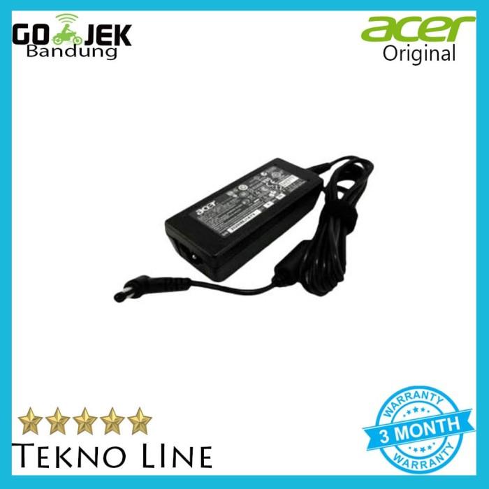 harga Adaptor charger laptop acer one 14 z1401 z1402 - 19v 2.1a original Tokopedia.com