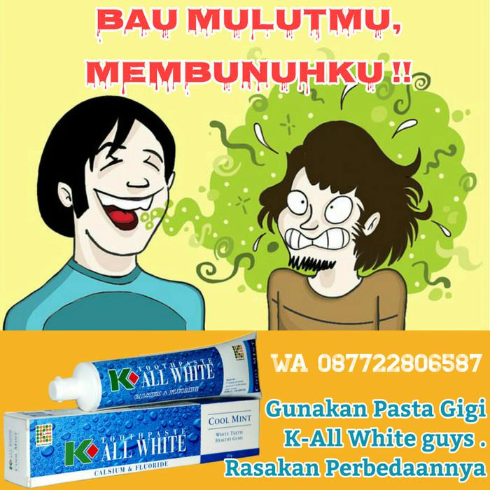 Jual Pasta Gigi K All White Pemutih Gigi K Link Online Shop