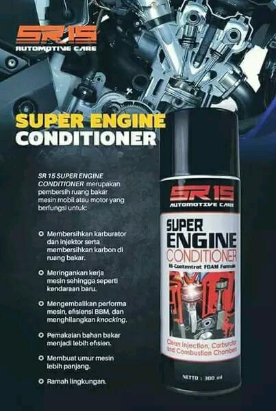 harga Super engine conditioner 300ml Tokopedia.com