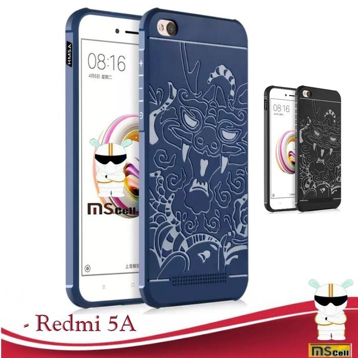 timeless design f0f24 dc9b7 Jual Case Matte Redmi 5A 5 inch - Cover Slim Black Xiaomi Redmi 5A Softcase  - Hitam - Kota Serang - MScell   Tokopedia
