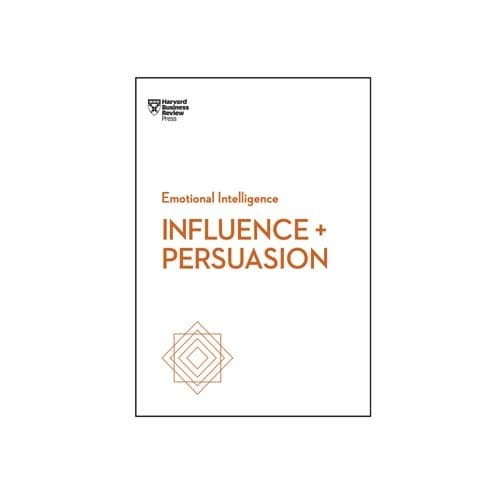 harga Hbr emotional intelligence influence + persuasion (180423.017) Tokopedia.com