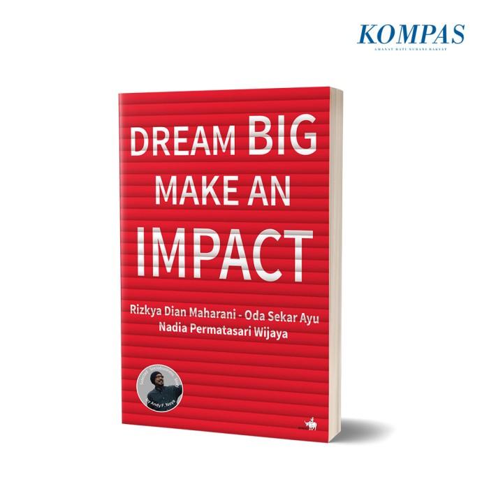 harga Dream big make an impact Tokopedia.com