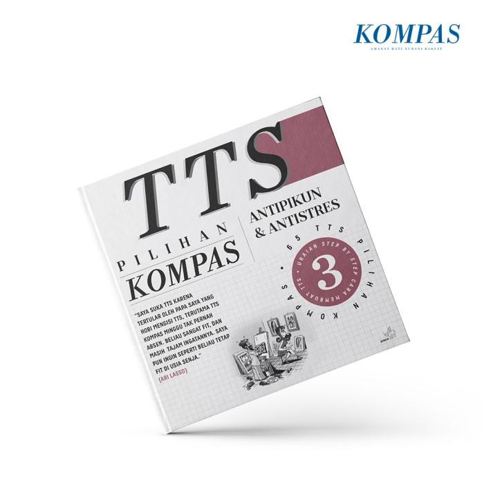 Jual Tts Pilihan Kompas Jilid 3 Edisi Baru Jakarta Selatan