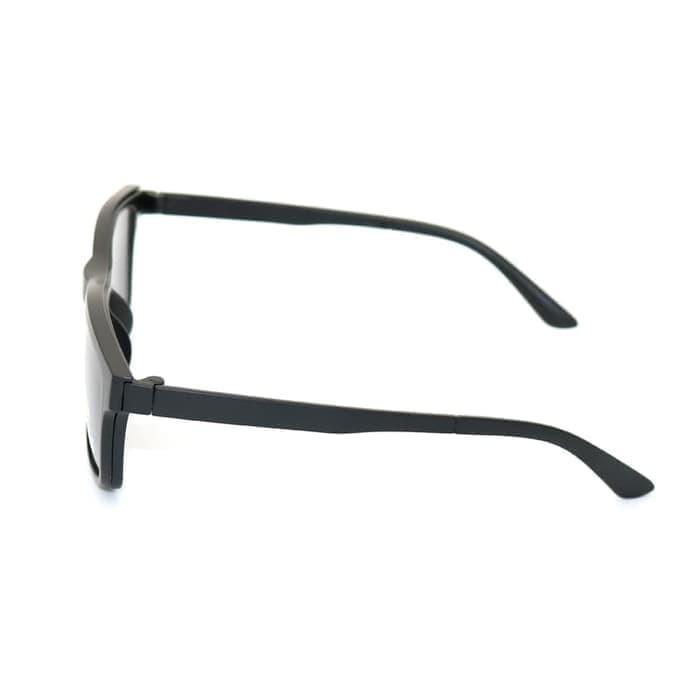 Jual Kacamata   Sunglass Pria Rb Clip On 5 Lensa 2202 Super Kacamata ... 0bb2c7b286