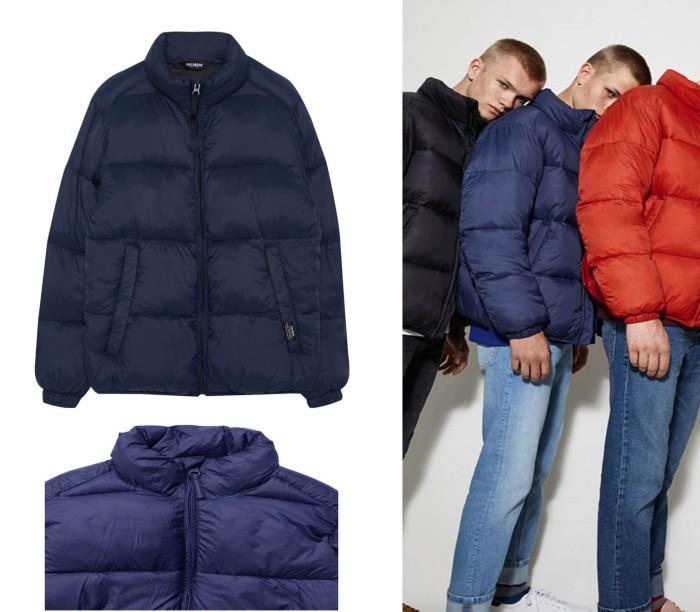 harga Jacket jaket pull and bear duck down,jaket bulu angsa ultralight s-xl Tokopedia.com
