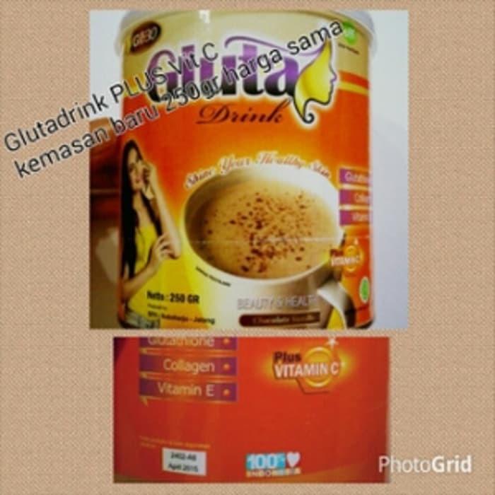 ... Coklat Pelangsing 2 Kaleng X 250gr - Beli Harga ... - Gluta Drink Original Beauty Minuman Collagen Suplemen. Source · GLUTA DRINK ORIGINAL Limited
