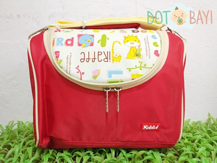 harga Kiddy cooler bag-tas penyimpan asi-susu bayi - makanan ( tahan panas ) Tokopedia.com