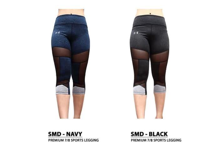 Jual Celana 7 8 Legging Sport Wanita Adidas Nike Under Armou Kab Bandung Alat Untuk Mancing Tokopedia