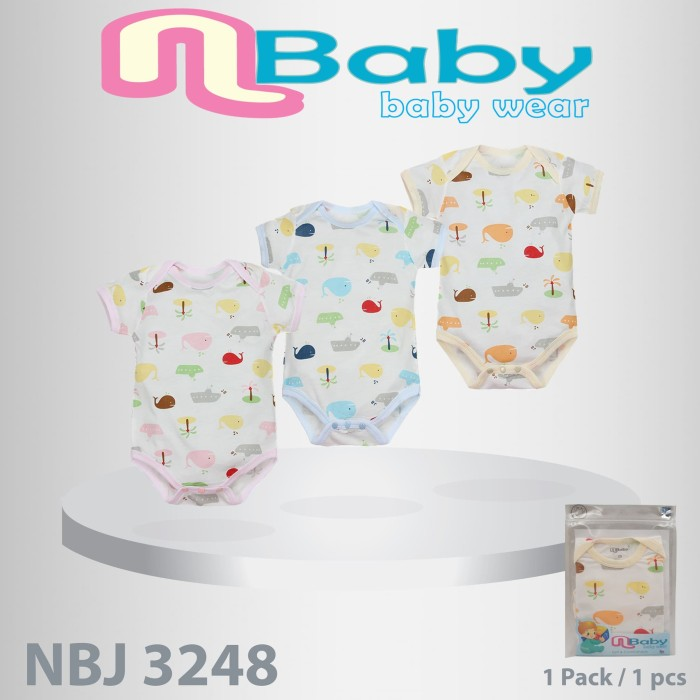5bc426025287 Jual Nbaby Jumpsuit Bayi Unisex