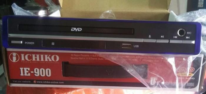 TERMURAH DVD ICHIKO IE 900 DVD PLAYER USB ICHIKO OPTIK SAMSUNG SANYO