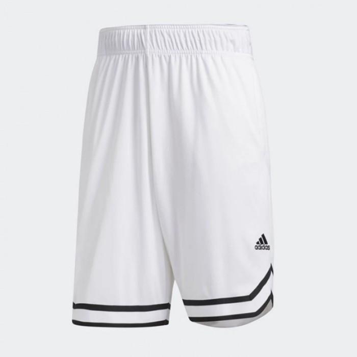 1d5b86989b31 harga Celana basket adidas derrick rose les basketball shorts white original  Tokopedia.com