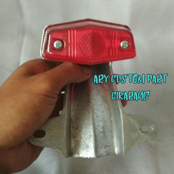 harga Lampu belakang stoplamp cb 100 cb racing kekinian model bsa Tokopedia.com