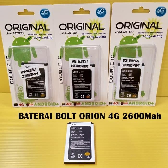 BATERAI BATTERY WIFI 4G LTE MODEM BOLT ORION/MOWI MAXI/MOBI MAX LI021