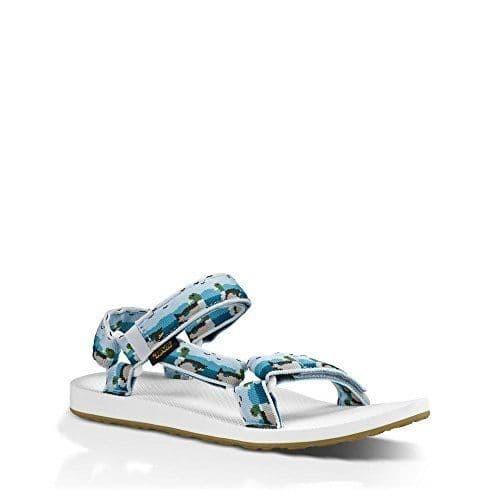 7081de0b989b Sandal Casual Outdoor Teva W Original Universal    Sandal Teva Murah -  LIGHT BLUE