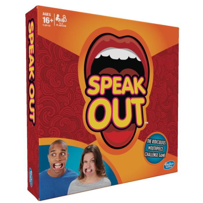 Katalog Speak Out Game Travelbon.com