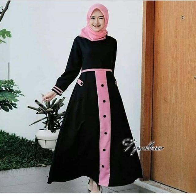 Jual Gamis Anak Remaja Kekinian Baju Muslim Remaja Gamis Remaja