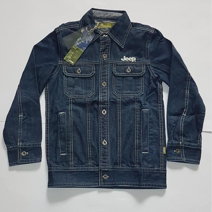 Jual Jaket Jeans anak laki laki import branded JEEP Original - size ... 172878b8b9