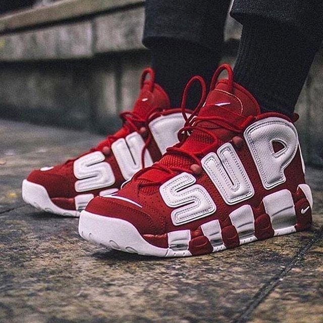 Jual Sneakers Nike Air More Uptempo X