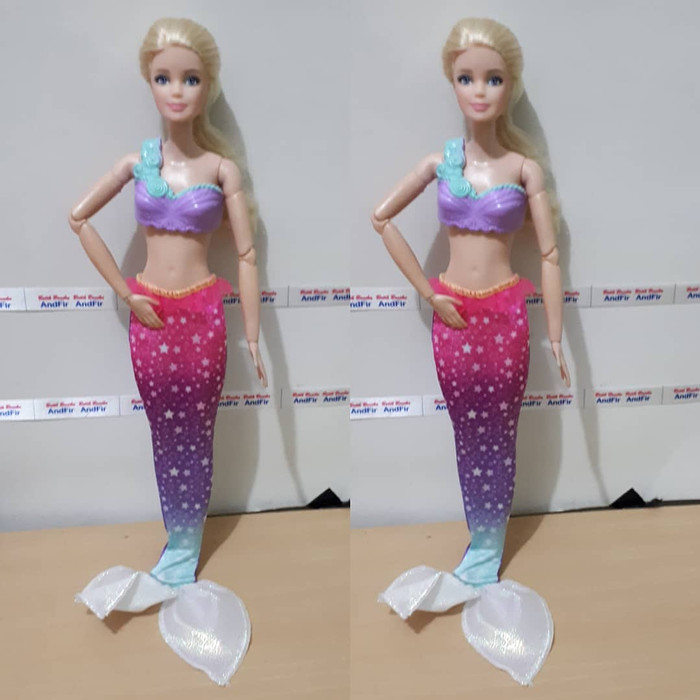 harga Baju boneka barbie duyung 0104 Tokopedia.com