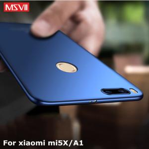 quality design 0352d 0758d Jual MSVII Xiaomi Mi A1 - MiA1 / Mi 5X - Mi5X Luxury Slim Back Cover Case -  Kota Administrasi Jakarta Utara - NECKWEAR | Tokopedia