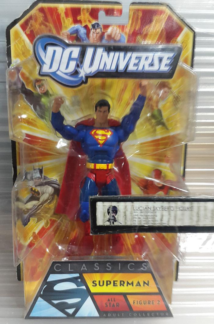d0ca6d47635c Jual Dc Universe Classics All Star Figure 2   Superman - Lucian ...