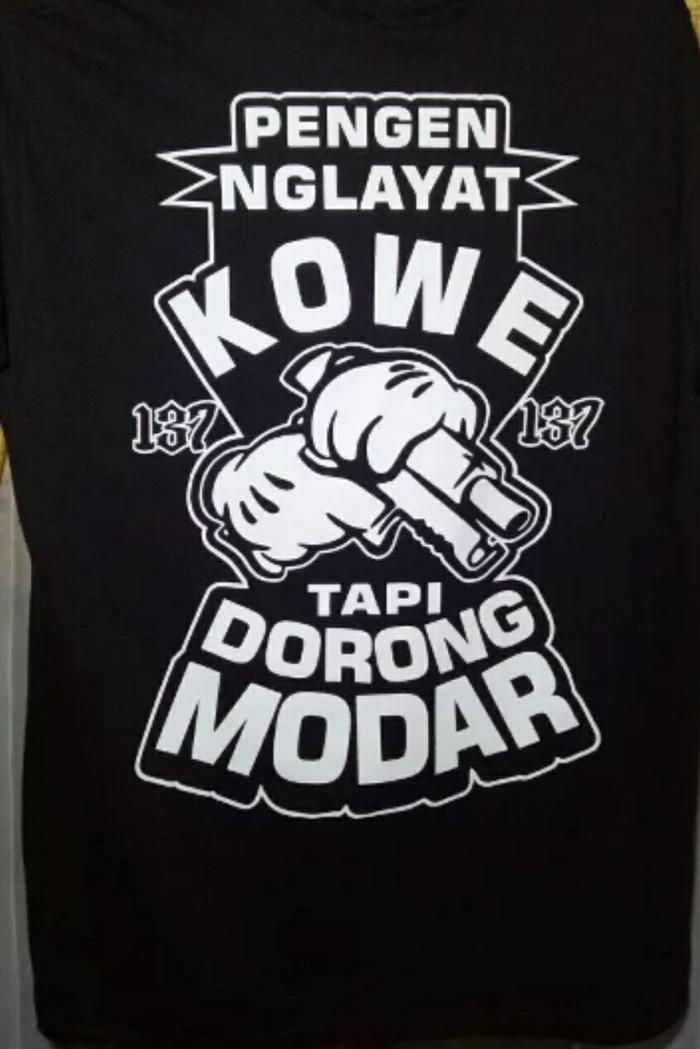 Jual Kaos T Shirt Baju Kata Jawa Lucu Pengen Ngelayat Kowe Jakarta Timur Jayanti Shop89 Tokopedia