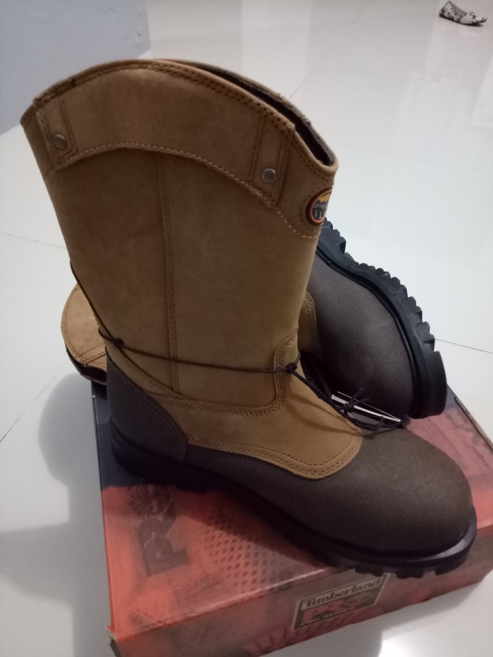 Jual Sepatu safety boots Timberland Pro Rigmaster Wellington Steel ... 3f57a46a36