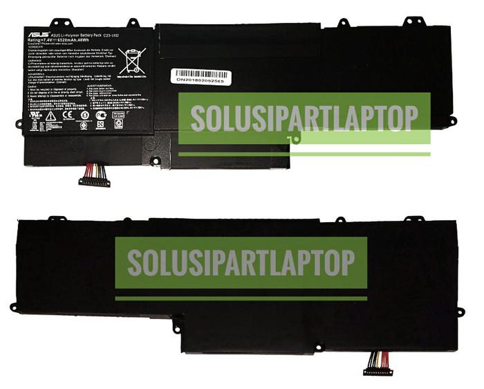 harga Original baterai asus zenbook ux32 ux32a ux32vd c23-ux32 Tokopedia.com