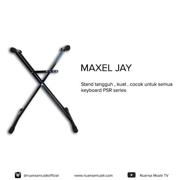 harga Stand keyboard maxel jay Tokopedia.com