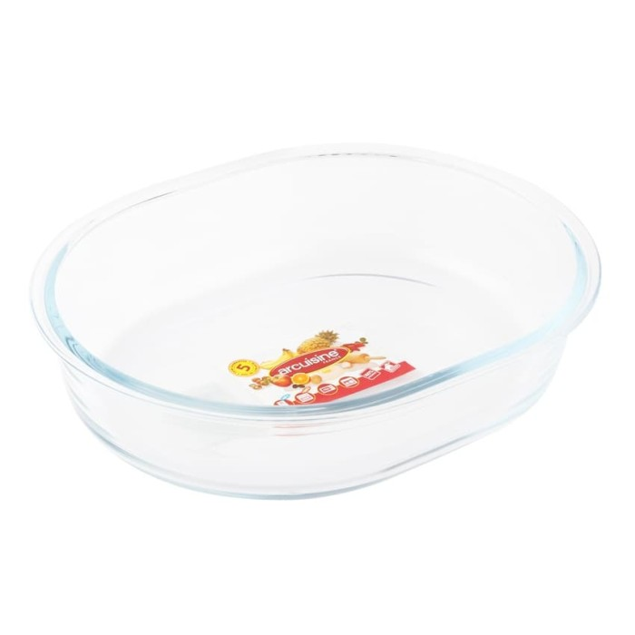harga Loyang oval pie dish 19x14cm (pinggan/loyang/mangkok) arcuisine Tokopedia.com