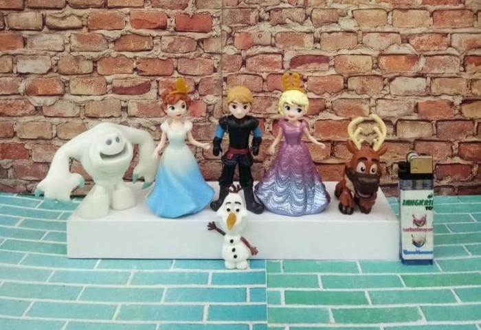 49+ Daftar Harga Figure Frozen Elsa Anna Terbaru 2018 1c12488de8