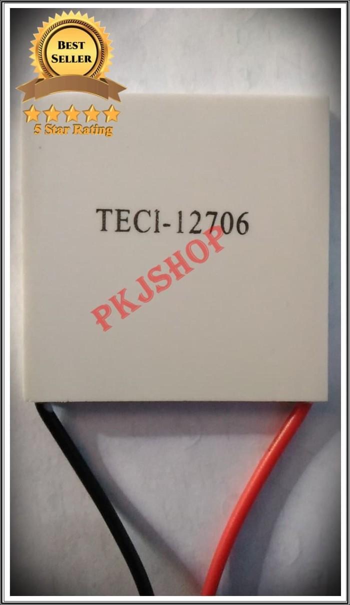 Jual Peltier Elemen Keramik Panas Dingin TEC1 12v 12 V Volt 6A 6 A Kab Karanganyar Pangerankalinggajayashop