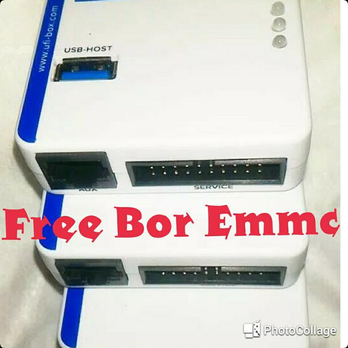 harga Ufi box ufibox tool emmc fullset Tokopedia.com