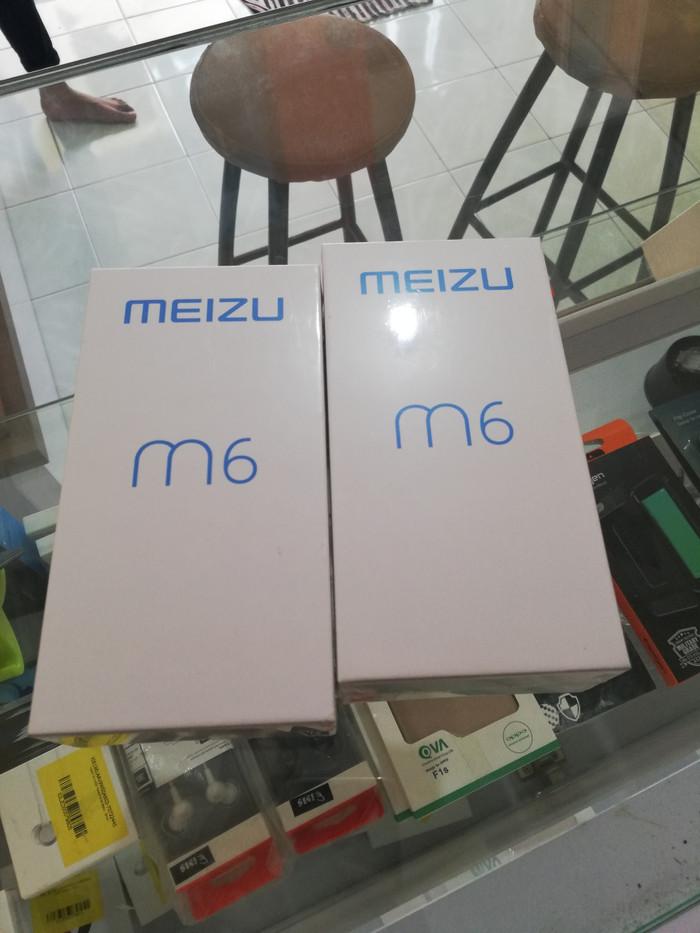 harga Meizu m6 ram 2gb internal 16gb garansi resmi 15 bulan Tokopedia.com