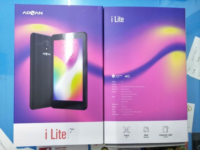 Hp advan tablet i-lite / i7u 4g lte ram 1gb garansi resmi ...
