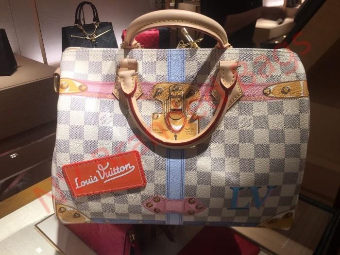 2630507c4d58 Tas LV Louis Vuitton Speedy Bandou Bando Trunk Asli   Ori   Authentic