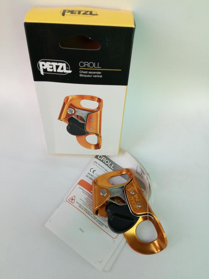 harga Croll petzl ascender camp jumar madrock karmantel carabiner harness Tokopedia.com