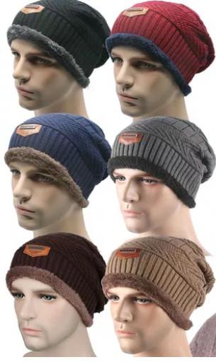 6432316b9 Jual kupluk rajut beanie / topi pria import murah / topi winter lembut -  Hitam - Kab. Bekasi - huge diamond | Tokopedia