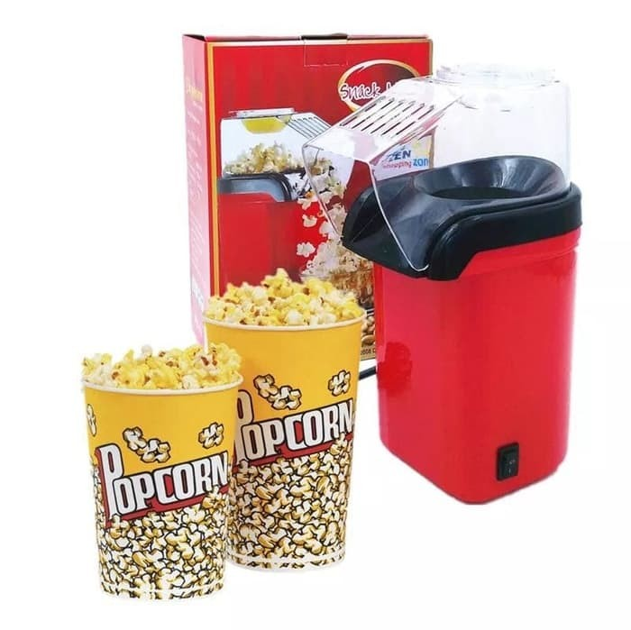 harga Mesin popcorn maker mini - oil free. Tokopedia.com