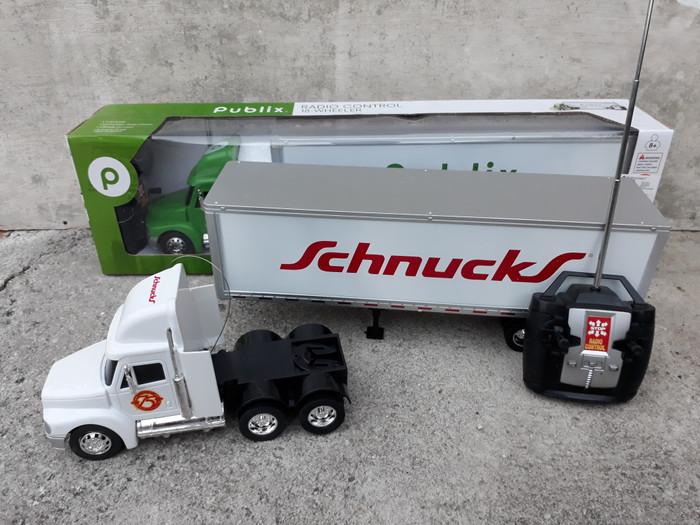 harga Rc truk kontainer - mobil truck remote control trailer anak edukatif Tokopedia.com