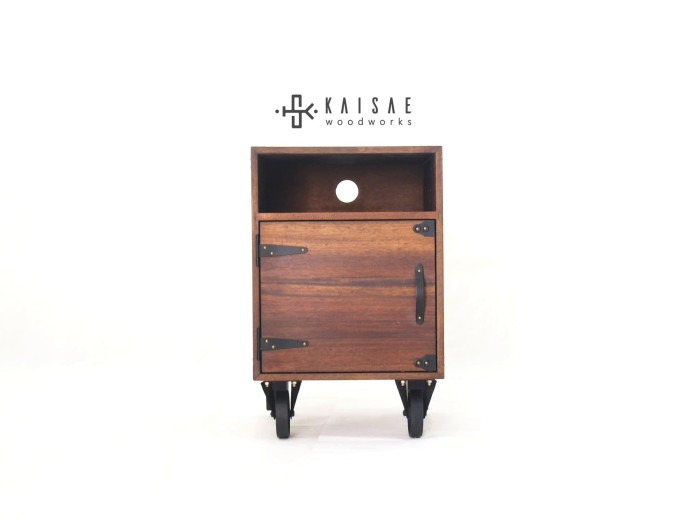 Jual Masagi Side Console Side Table Meja Nakas Lemari