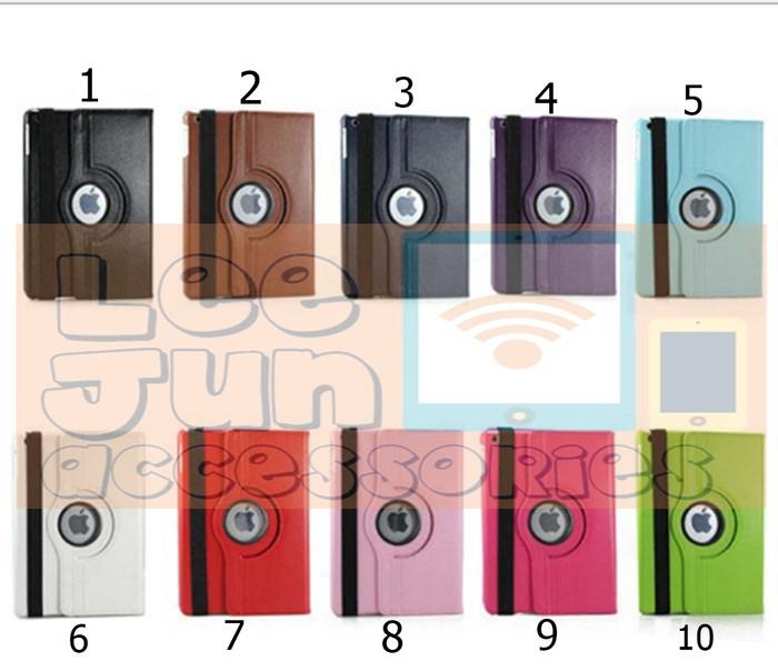 harga Ipad 2/3/4 rotary smart flip cover / case (hard) Tokopedia.com