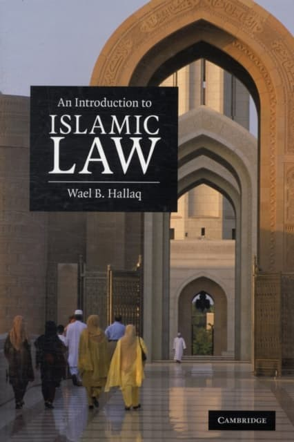 harga An introduction to islamic law Tokopedia.com