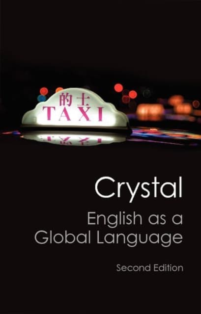 harga English as a global language (9781107611801) Tokopedia.com