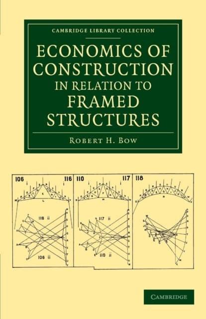 harga Economics of construction in relation to framed struct (9781108071932) Tokopedia.com