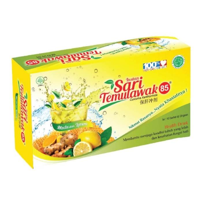 harga Sari temulawak madu lemon 85 Tokopedia.com