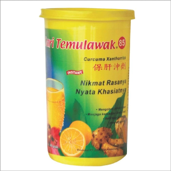 harga Sari temulawak madu lemon 85 toples Tokopedia.com