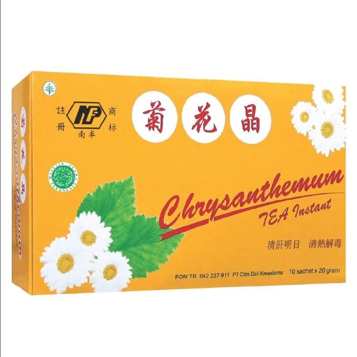harga Chrysanthemum tea/ teh kembang Tokopedia.com