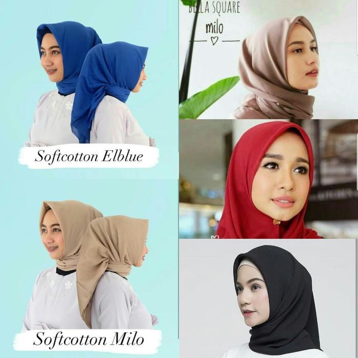 Jilbab Pashmina Bella Square Hijabfest