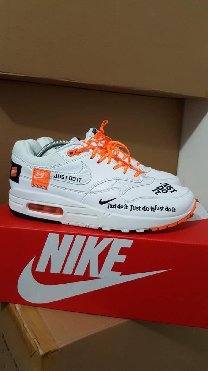 Jual Nike Air Max 1 Just Do It White DKI Jakarta blipatu   Tokopedia